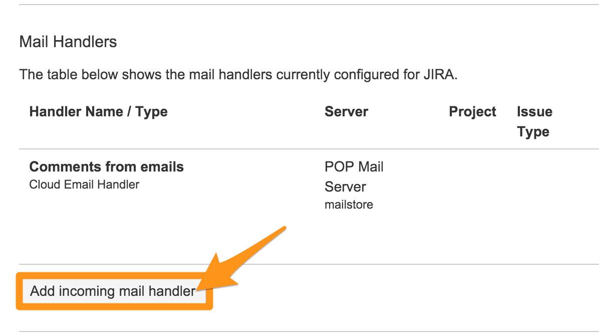 add incoming mail handler - Jira VictorOps
