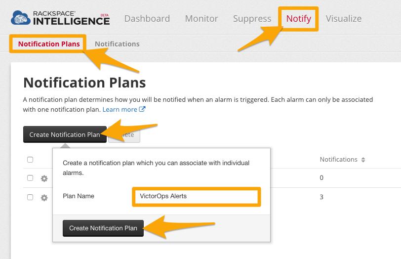 Rackspace Cloud Monitor Integration Guide - VictorOps