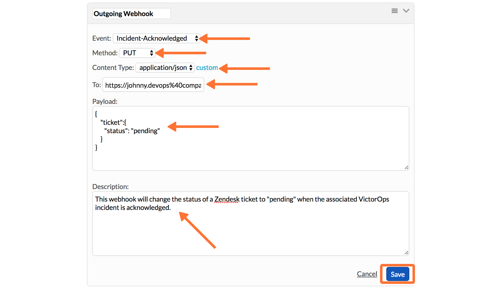 Zendesk Integration Guide - VictorOps | VictorOps
