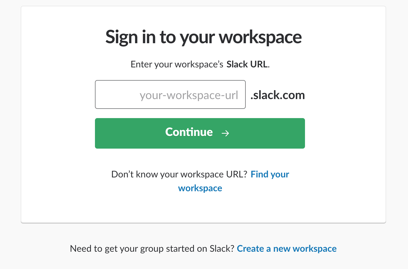 slack authentication screen on victorops